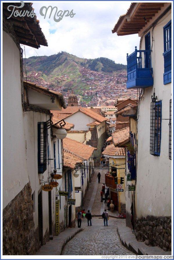 san blas neighborhood in cusco peru 3 San Blas Neighborhood in Cusco Peru