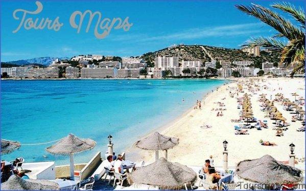 Santa Ponsa Majorca Spain Beach Resort