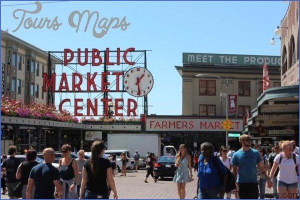 seattle in one day sightseeing tour including space needle and pike place market 3 Seattle in One Day Sightseeing Tour including Space Needle and Pike Place Market
