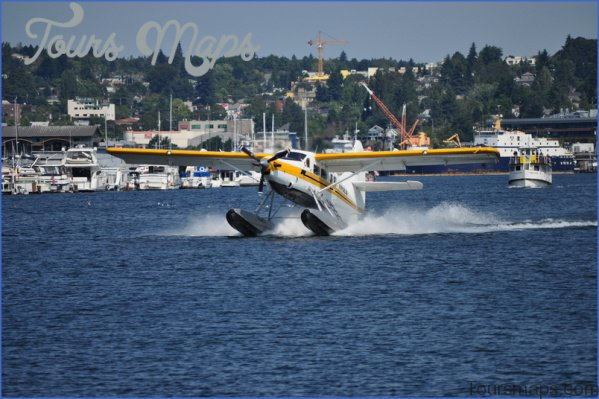 seattle seaplane flight from lake union 6 Seattle Seaplane Flight from Lake Union
