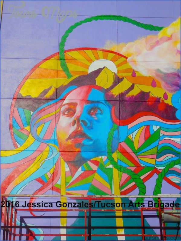 tucsons colorful art scene murals music and more 6 Tucsons Colorful Art Scene Murals Music and More