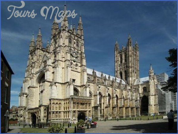 Canterbury cathedral london