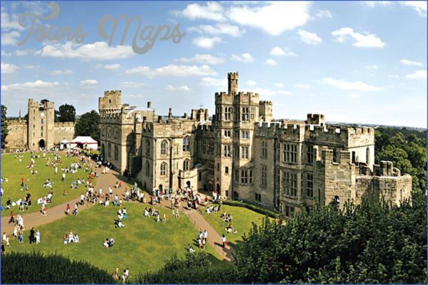 visit warwick castle near london 2 Visit Warwick Castle near London