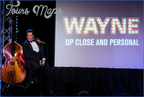 wayne newton up close and personal show in las vegas 1 Wayne Newton Up Close and Personal Show in Las Vegas