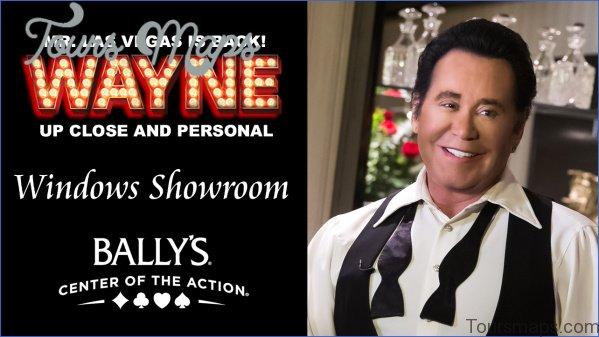 wayne newton up close and personal show in las vegas 8 Wayne Newton Up Close and Personal Show in Las Vegas