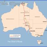 250px the ghan route map 150x150 Map of Old Ghan Railway