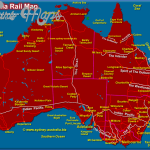 australia rail map 150x150 Northern Territory Australia Map and Travel Guide