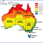 australia weather map 150x150 Northern Territory Australia Map and Travel Guide