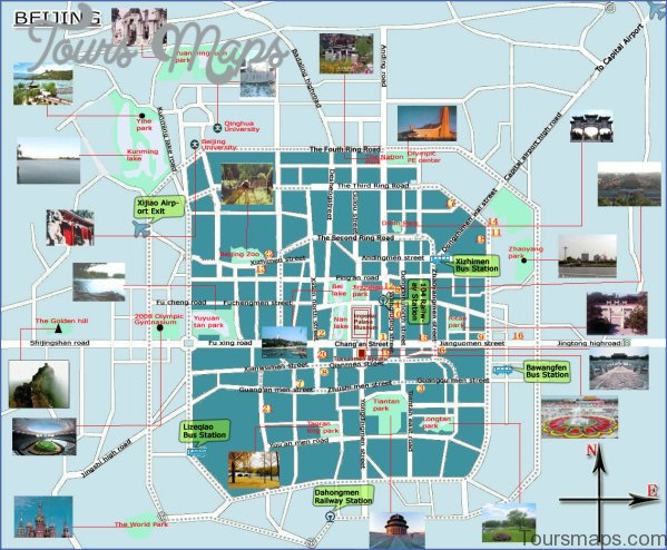beijing map and travel guide 7 Beijing Map and Travel Guide