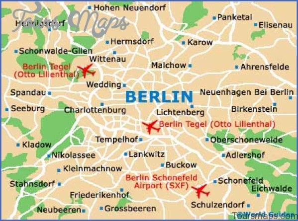 berlin charlottenburg map and travel guide 10 Berlin Charlottenburg Map and Travel Guide