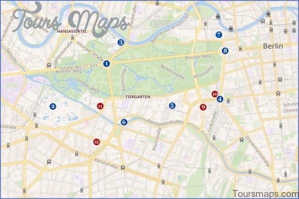 berlin charlottenburg map and travel guide 13 Berlin Charlottenburg Map and Travel Guide