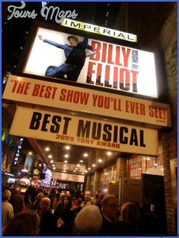billy elliot on broadway 141 Billy Elliot on Broadway