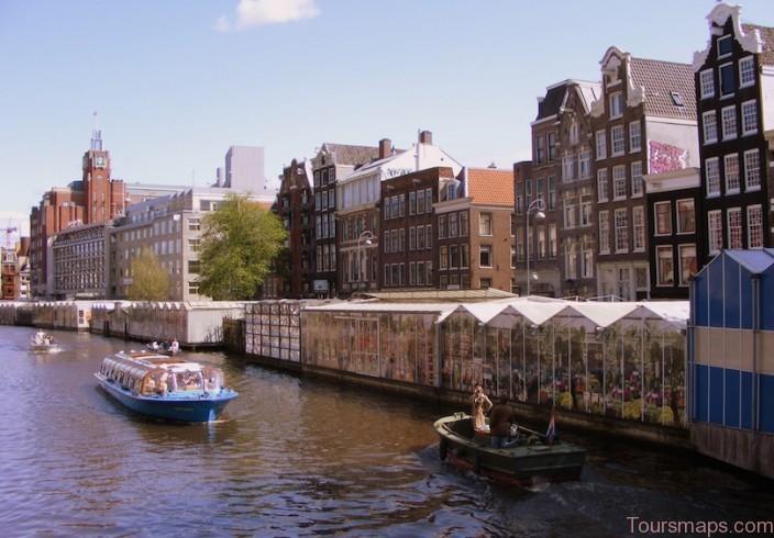 bloemenmarkt 10 Top Tourist Attractions in Amsterdam