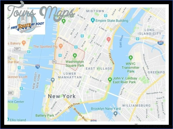 brooklyn map and travel guide 2 Brooklyn Map and Travel Guide