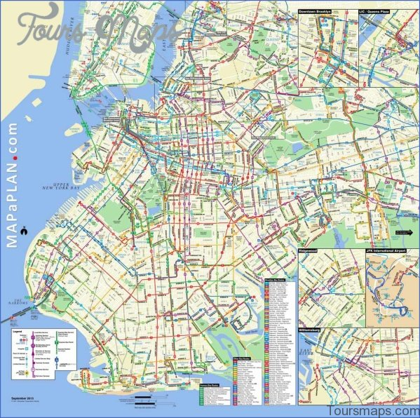 brooklyn map and travel guide 4 Brooklyn Map and Travel Guide