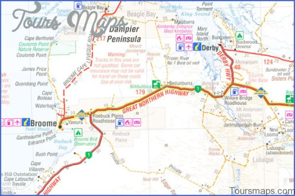 cairns map and travel guide 15 Cairns Map and Travel Guide