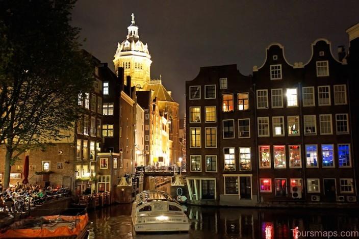 de wallen 10 Top Tourist Attractions in Amsterdam