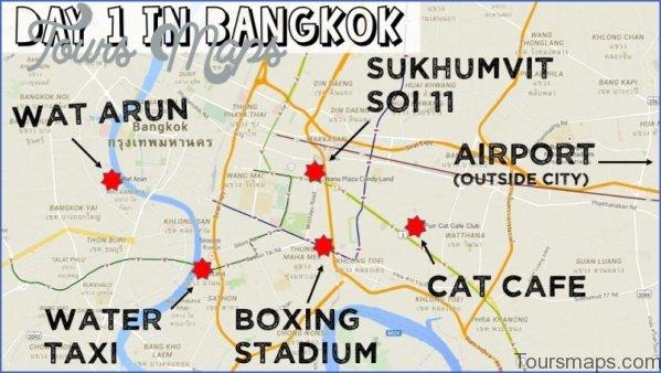 discover bangkok map of bangkok 13 Discover Bangkok Map of Bangkok