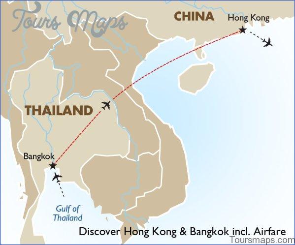 discover bangkok map of bangkok 14 Discover Bangkok Map of Bangkok