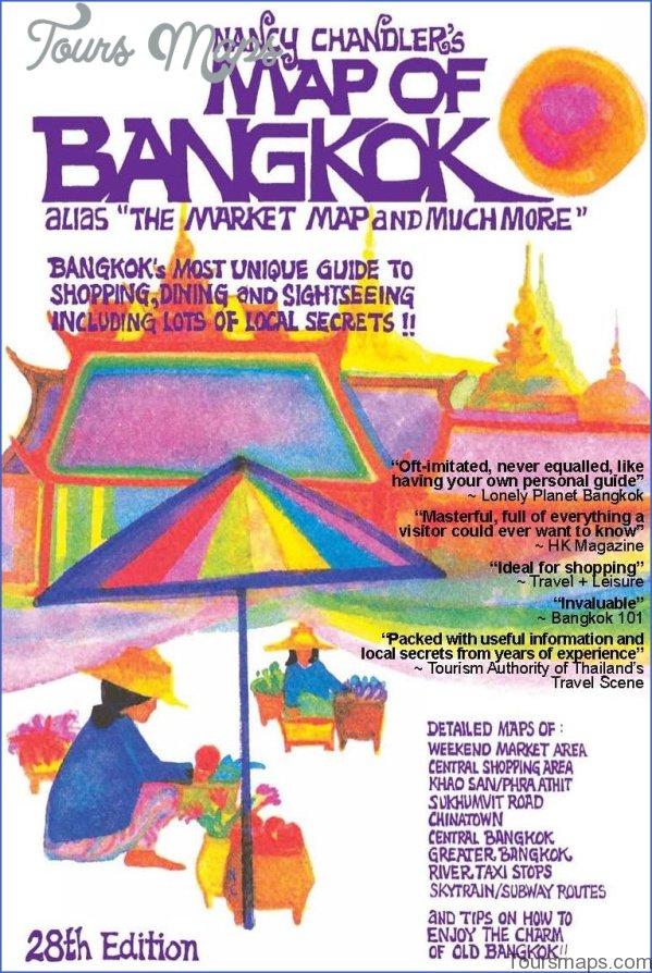 discover bangkok map of bangkok 2 Discover Bangkok Map of Bangkok