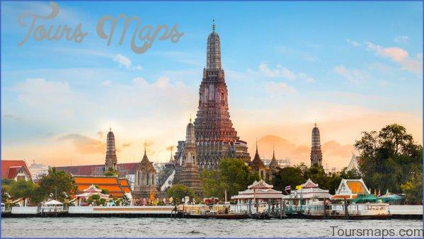 discover bangkok map of bangkok 5 Discover Bangkok Map of Bangkok
