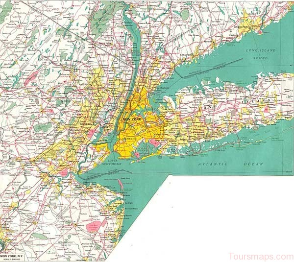 %name New York Map and Travel Guide