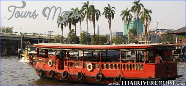 how to travel in bangkok bangkok rice barge cruise 1 How to Travel in Bangkok Bangkok Rice Barge Cruise