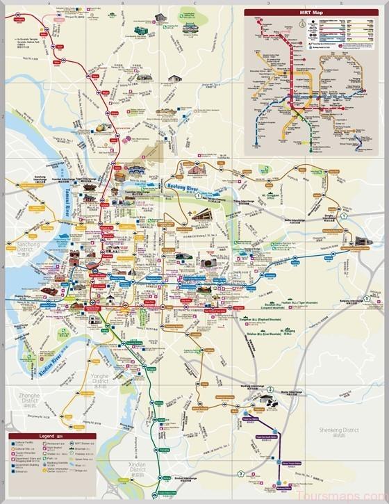 %name Taipei Map and Travel Guide