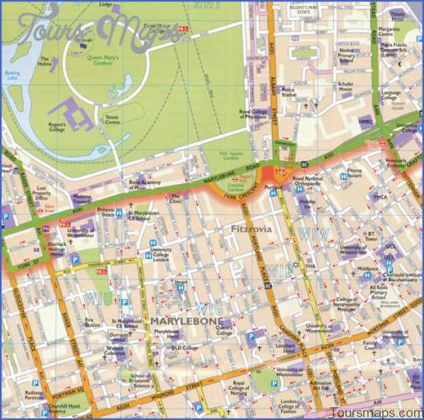 london map and travel guide 17 London Map and Travel Guide
