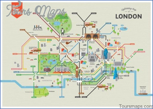 London Map Guide.London Map And Travel Guide Toursmaps Com
