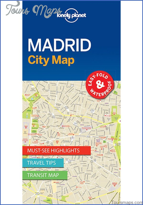 madrid map and travel guide 0 Madrid Map and Travel Guide