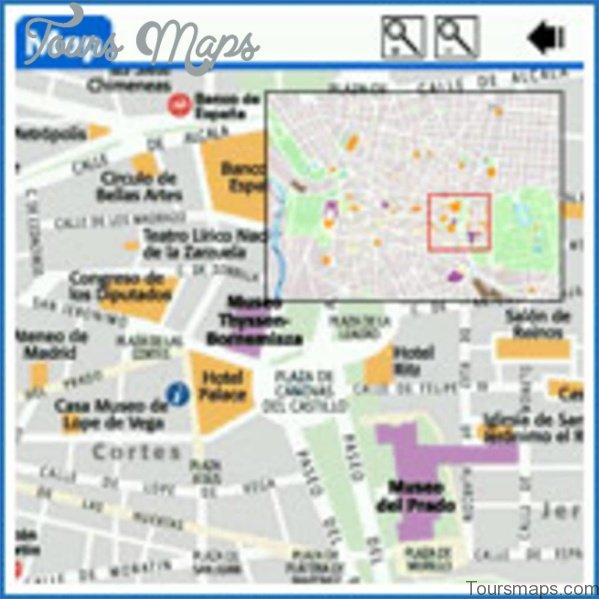 madrid map and travel guide 141 Madrid Map and Travel Guide