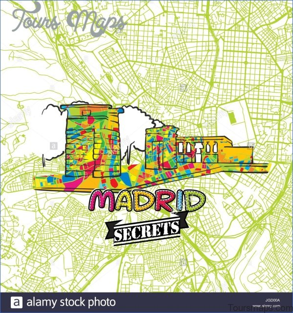 madrid map and travel guide 17 Madrid Map and Travel Guide