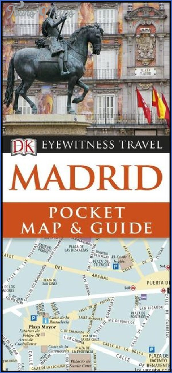 madrid map and travel guide 19 Madrid Map and Travel Guide