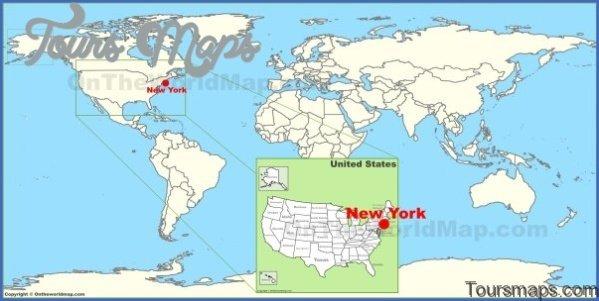 map of new york city 151 Map of New York City