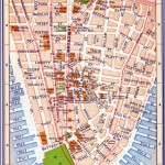 map of new york city 61 150x150 Map of New York City