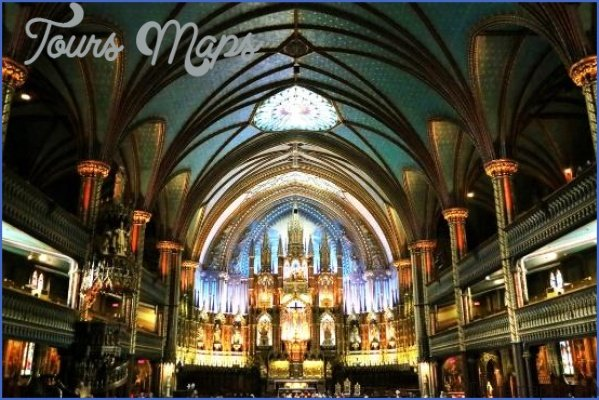montreal map and travel guide 0 Montreal Map and Travel Guide