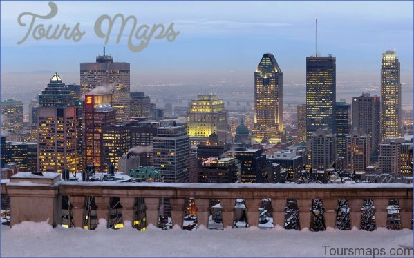 montreal map and travel guide 16 Montreal Map and Travel Guide