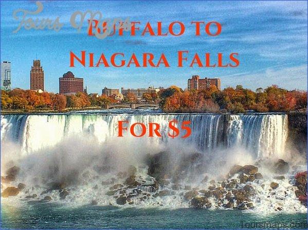 niagara falls map and travel guide 9 Niagara Falls Map and Travel Guide