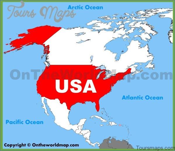north america map of boston 0 North America Map of Boston