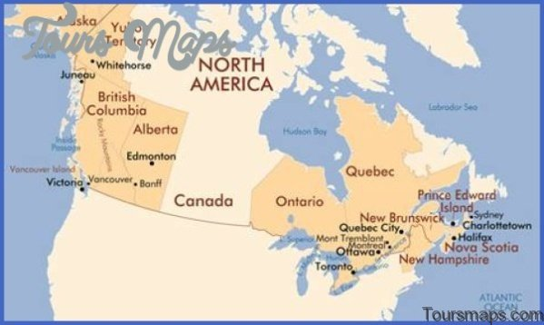 north america map of vancouver 31 North America Map of Vancouver
