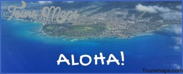 oahu map and travel guide 121 Oahu Map and Travel Guide