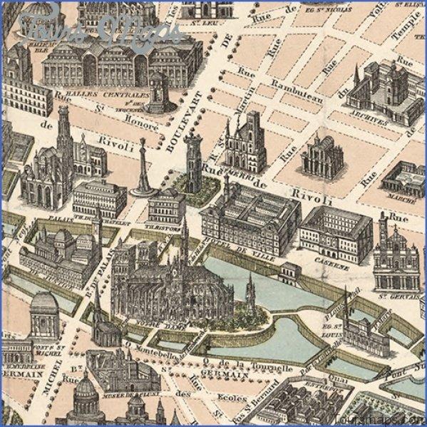 paris city map 18 Paris City Map