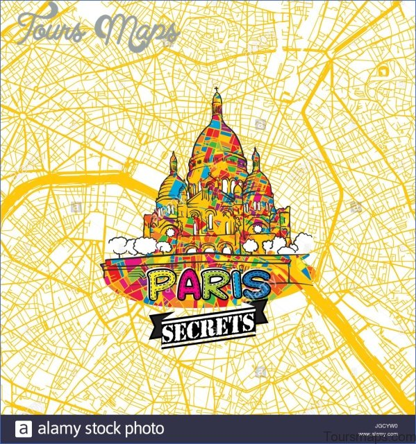 paris map and travel guide 131 Paris Map and Travel Guide
