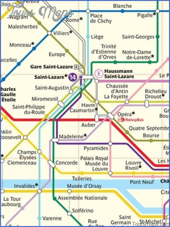paris map and travel guide 141 Paris Map and Travel Guide