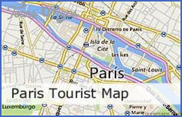 paris map and travel guide 15 Paris Map and Travel Guide