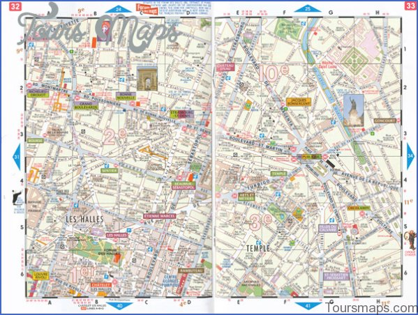 paris map and travel guide 8 Paris Map and Travel Guide