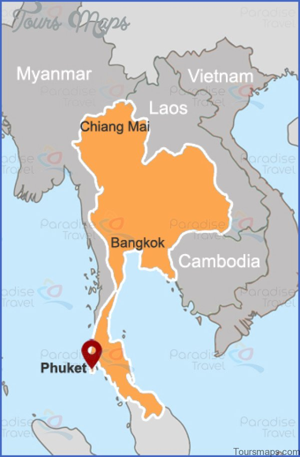 phuket map and travel guide 12 Phuket Map and Travel Guide