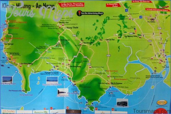 phuket map and travel guide 15 Phuket Map and Travel Guide