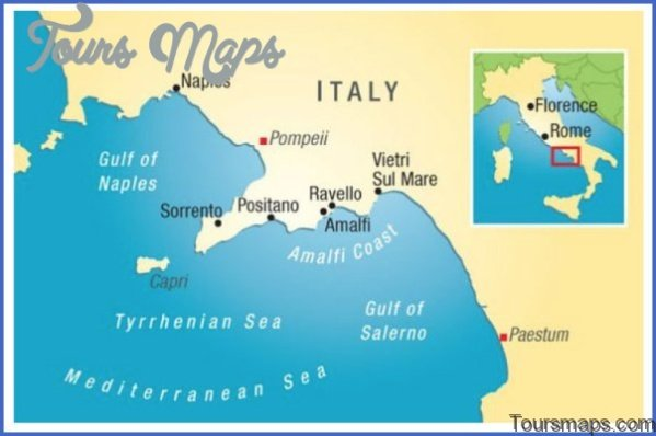 pompeii to naples map 91 Pompeii to Naples Map